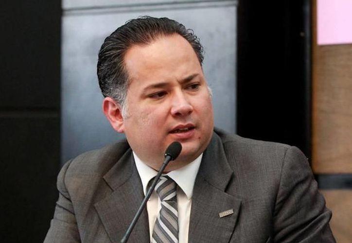 El ex titular de la Fepade, Santiago Nieto, envió una carta al Senado. (Contexto)