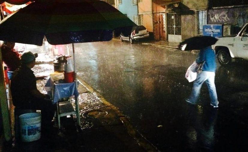 Se pronostican precipitaciones fuertes en estados como Sinaloa, Durango y Zacatecas. (Notimex)