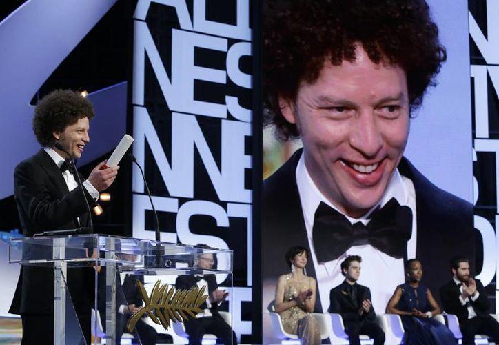 Michel Franco es el autor del guión de 'Chronic', el único filme latinoamericano seleccionado para la prestigiosa muestra de Cannes, en Francia. (AP)