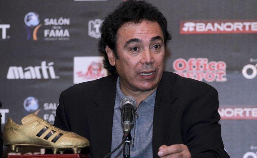 Hugo Sánchez resalta que el duelo de vuelta del repechaje se juega en Nueva Zelanda. (EFE)