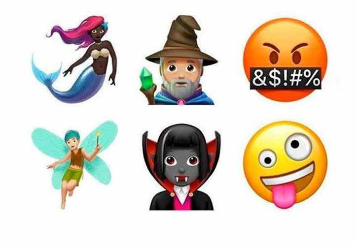 Los emojis están disponibles para usuarios de Android a través de la Google Play Store. (Foto: Excélsior)