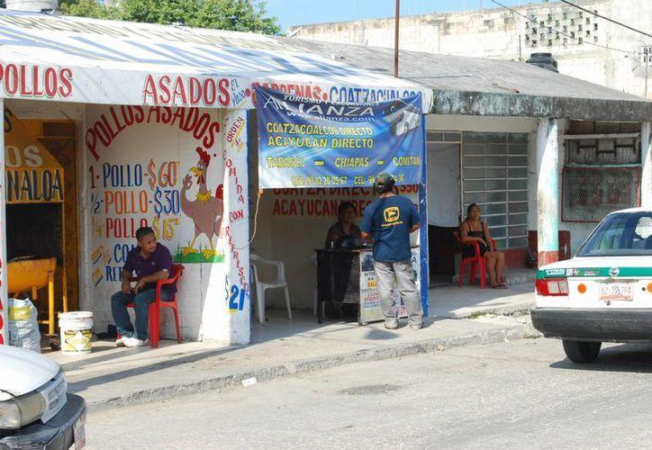 La empresa daba servicios de corridas dirigidas a Tabasco. (Israel Leal/SIPSE)