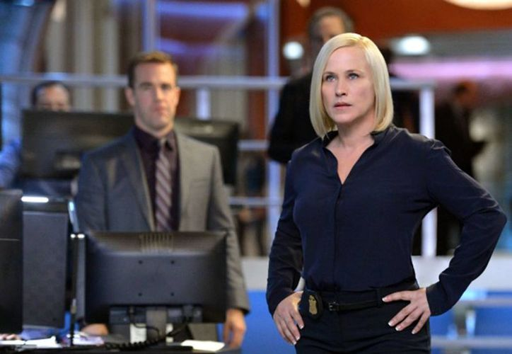 'C.S.I: Cyber' cuenta con la paticipación de la recién ganadora del Oscar, Patricia Arquette. (decider.com)