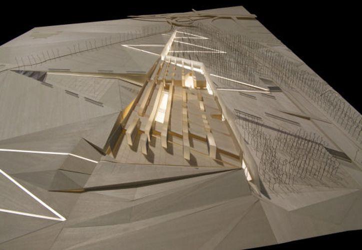 El museo se construye en una superficie de 224 mil metros cuadrados. (Roison Heneghan)