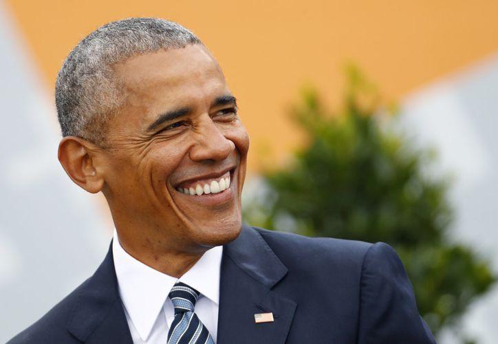 El nombre del ex presidente Obama es utilizado para bautizar a nuevas especies de arañas. (Contexto)