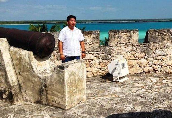 Joseas Montalvo Yamá presentará Recopilación Gráfica en el Museo Maya. (Harold Alcocer/SIPSE)