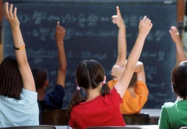 """Los autores del estudio recomiendan a los padres y docentes de los niños, adquirir una """"mentalidad de crecimiento"""". (elbloginfantil.com)"""
