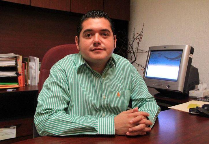 Para que el PRD pueda ser competitivo debe de gobernar ciudades grandes: Bayardo Ojeda. (SIPSE)