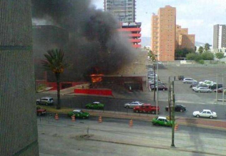 Las víctimas murieron asfixiadas y quemadas dentro del Casino Royale. (Agencias/Archivo)