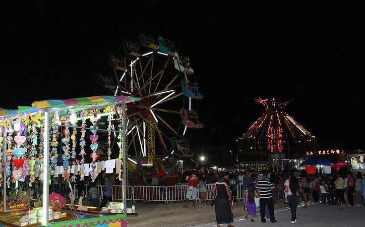 Las actividades de la popular feria de Playa del Carmen se realizarán del 8 al 16 de julio. (Foto: Contexto/SIPSE)