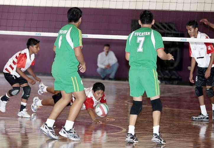 El próximo día 25 inicia la Olimpiada Nacional en Tijuana con la disciplina de voleibol. (Milenio Novedades)