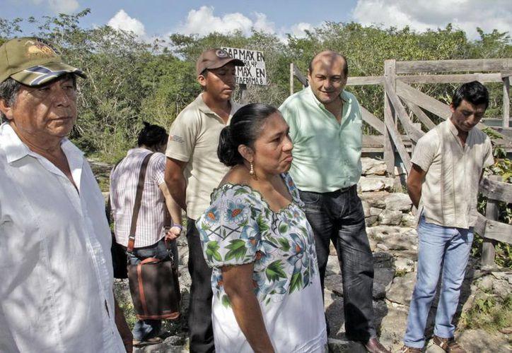 Semarnat impulsa el desarrollo de proyectos en comunidades rurales. (Milenio Novedades)