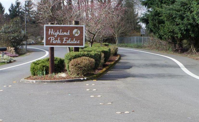 El incendio ocurrió en el Highland Park States. (tourfactory.com)