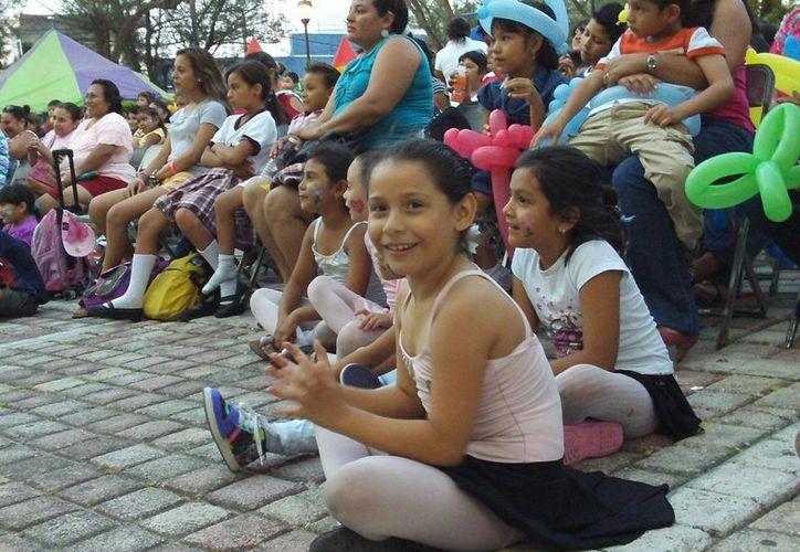 La población de niñas es ligeramente menor que la de niños en Yucatán. (SIPSE)