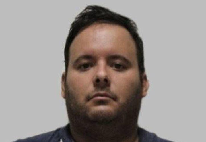 """Luis Ángel Hernández Saldívar, """"El Rino"""", participó en 2011 en robo de automóviles y extorsiones. (Milenio)"""