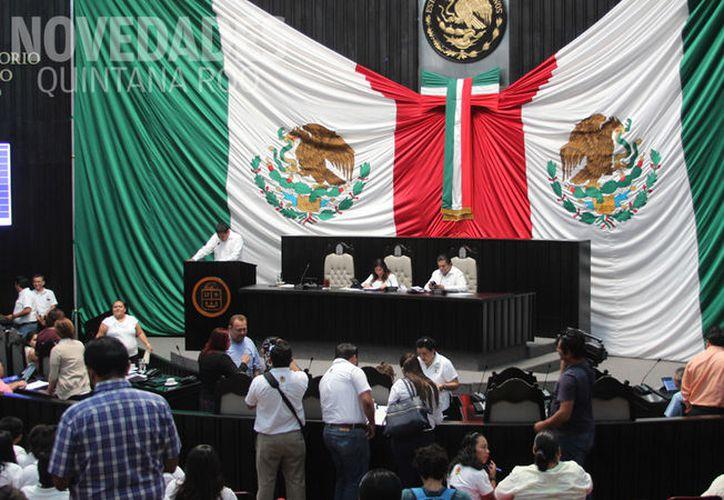 El Congreso determinó ordenar a la Auditoría, realizar una revisión concreta de los ingresos del municipio de Benito Juárez. (Foto: David de la Fuente)