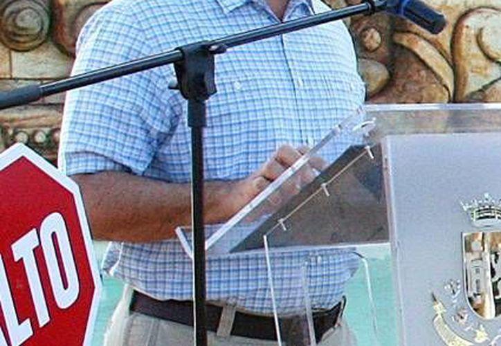 Renán Barrera Concha. (Milenio Novedades)