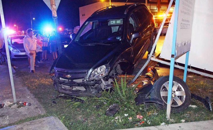 Los accidentes de tránsito provocados por el alcohol son una de las cuatro principales causas de muerte en los jóvenes. (Imagen ilustrativa/ Milenio Novedades)