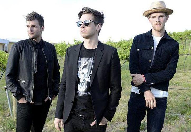 La banda Foster The People se presentó por última vez en México en 2014, dentro del Festival Vive Latino.(Foto tomada de Billboard)