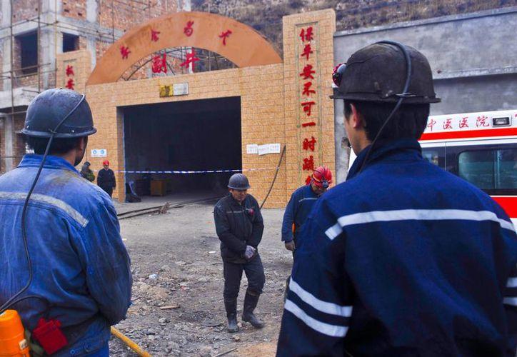 Las minas chinas son consideradas las más mortales del mundo. (Agencias)