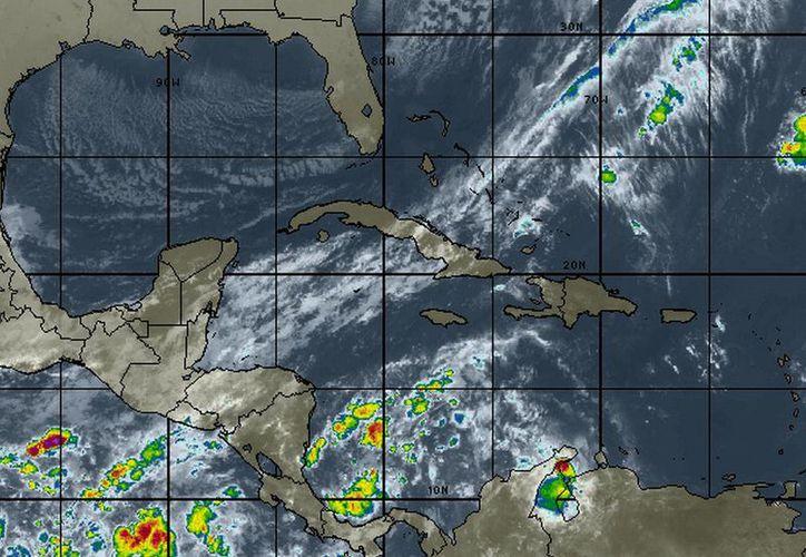 La tempertura máxima para Cancún es de 27 grados centígrados. (Cortesía/SIPSE)