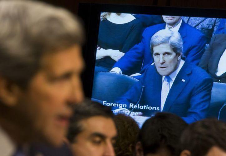 John Kerry fue nominado por el presidente Barack Obama para ser el próximo secretario de Estado de EU. (EFE)