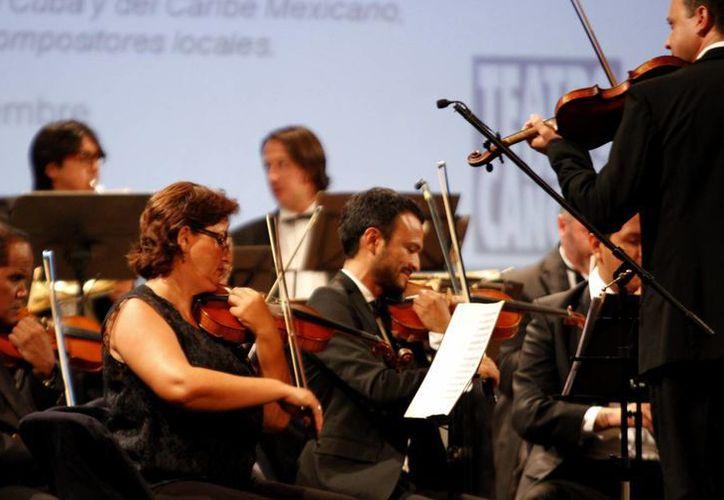 Se reuniendo a los artistas más destacados de la región para rendirle homenaje a este extraordinario compositor. (Francisco Gálvez/SIPSE)