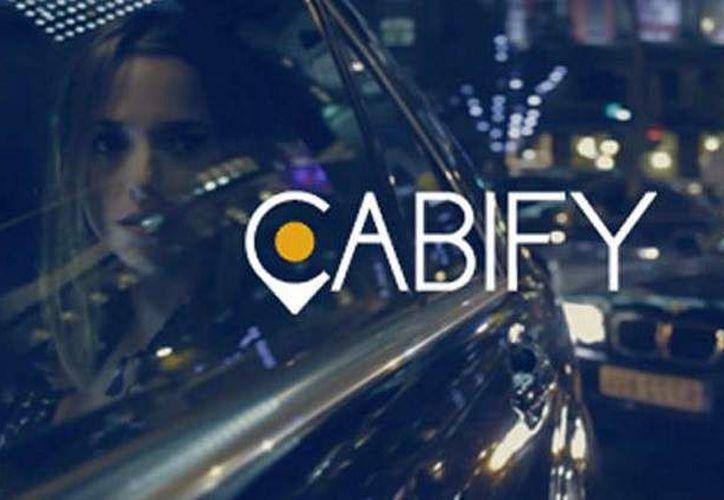La empresa Cabify reinició hoy operaciones en Puebla. (Contexto/Internet).