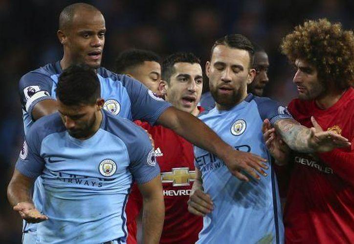 Ambos equipos están separados por un punto en la lucha por el cuarto puesto de la Champions League. (AFP).