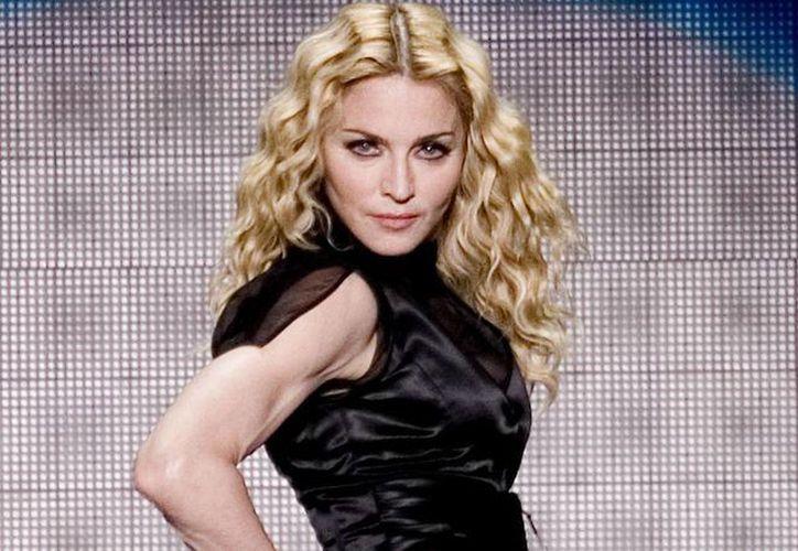 La cantante Madonna enloqueció Instagram con la sugestiva foto que compartió. (Archivo/ AP)