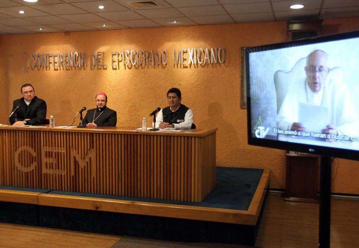 La Conferencia del Episcopado Mexicano (CEM) pide a la sociedad compromisos conjuntos para frenar la desigualdad social que provoca el hambre. (Notimex)