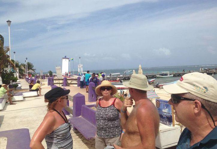 Se promocionan las playas de Puerto Morelos con diferentes eventos. (Israel Leal/SIPSE)