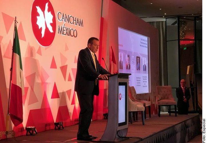 En la construcción del ducto participa la empresa canadiense Transcanada. (Foto: Reforma)