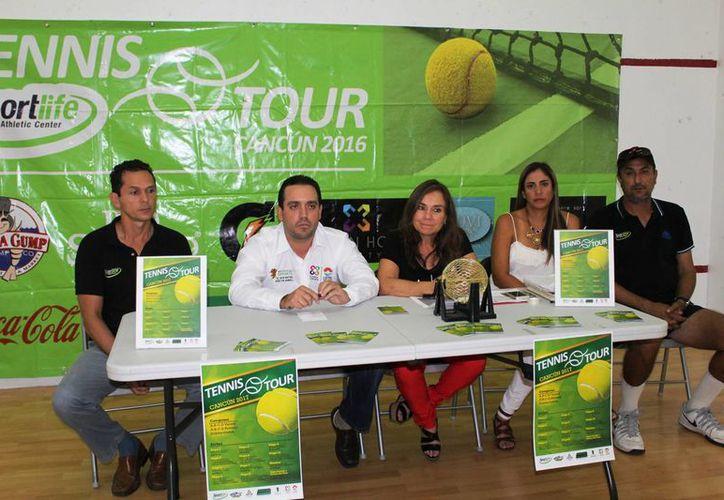 Una vez que se terminen las 10 etapas, los mejores ocho jugadores de cada categoría serán seleccionados. (Raúl Caballero/SIPSE)