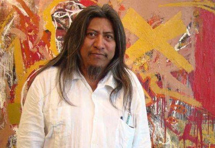 Alejandro Santiago se formó en el taller Rufino Tamayo en Oaxaca. (24-horas.mx)
