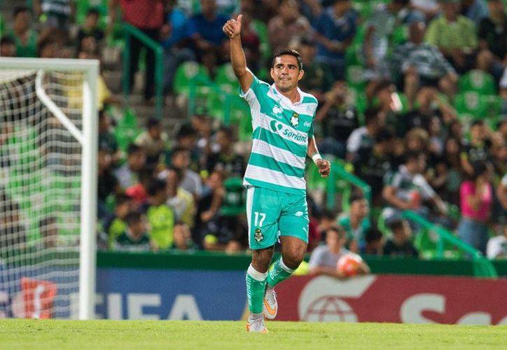 El mediocampista mexicano, Jesús Alonso Escoboza, llega a Xolos de Tijuana para disputar el Clausura 2016, esto dentro de los primeros movimientos en el futbol mexicano de cara al nuevo torneo. (Archivo Mexsport)
