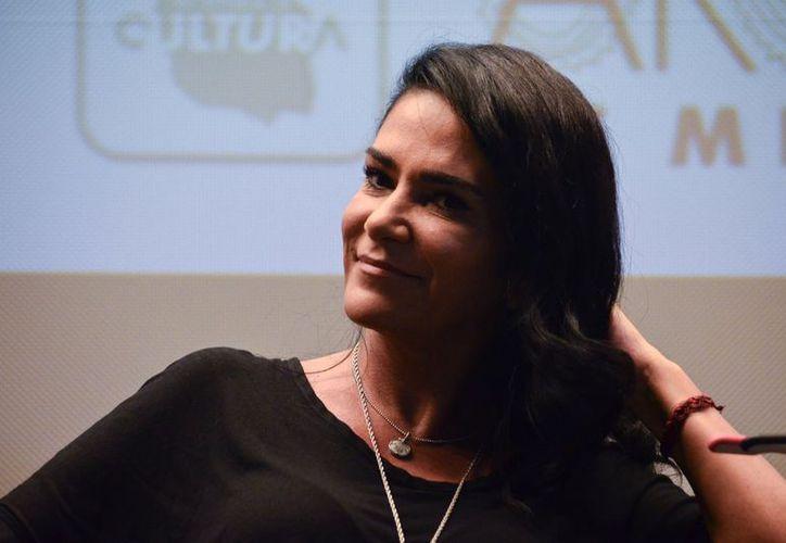 De acuerdo con la escritora, Lydia Cacho, el proyecto se concretó en la pasada edición del Festival Internacional de Cine de Morelia (FICM). (Vanguardia MX)