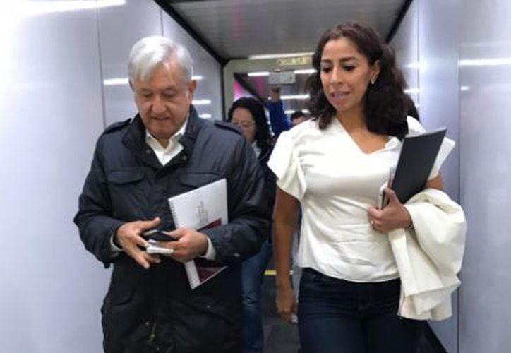 El presidente electo de México, será recibido por el gobernador de Quintana Roo. (Twitter)