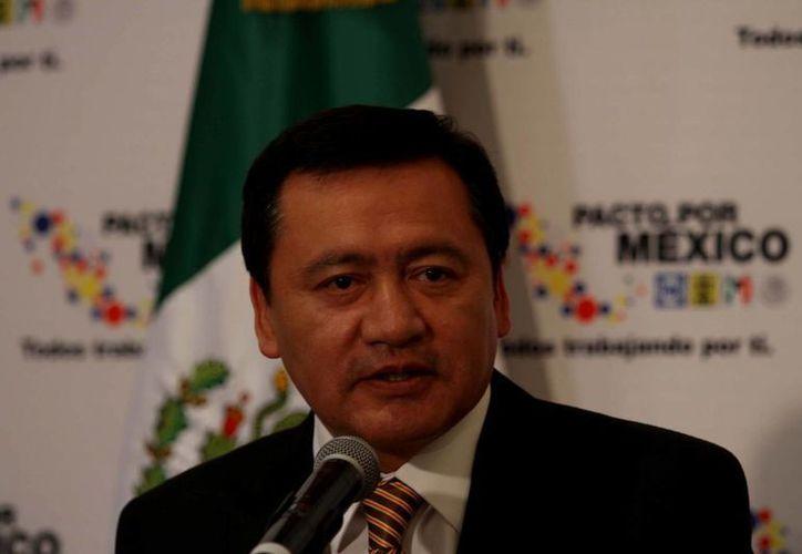 Osorio Chong señaló que se trabaja en la depuración de la lista de desaparecidos. (Archivo/Notimex)