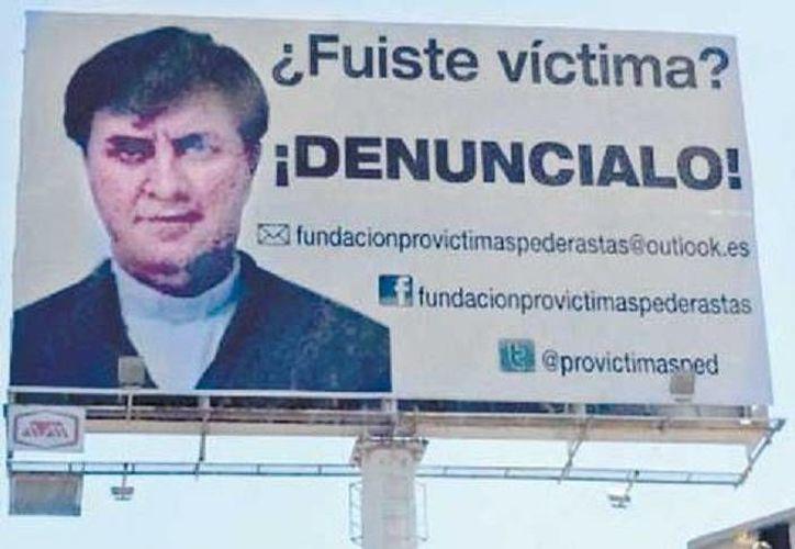 'El expediente del exsacerdote Eduardo Córdova enviado al Vaticano no se le puede proporcionar a las autoridades porque la víctima quiere que se mantenga así'. (Milenio/Foto especial)