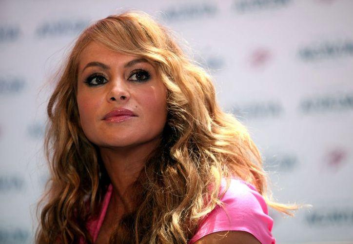 Paulina se dijo satisfecha con la decisión del juez. (Reforma)
