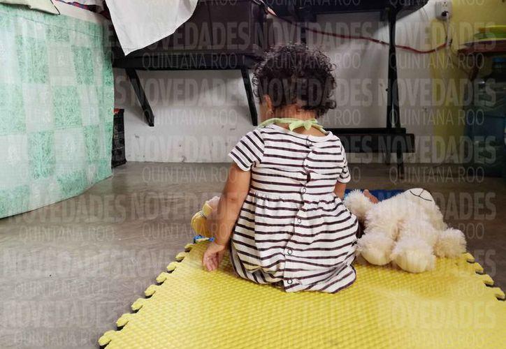 Es necesario que los menores habiten en un ambiente lo más sano posible. (Ivette Ycos/SIPSE)