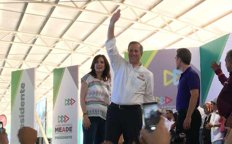"""José Antonio Meade dijo que Chiapas también será """"el corazón del turismo en México"""". (Twitter)"""