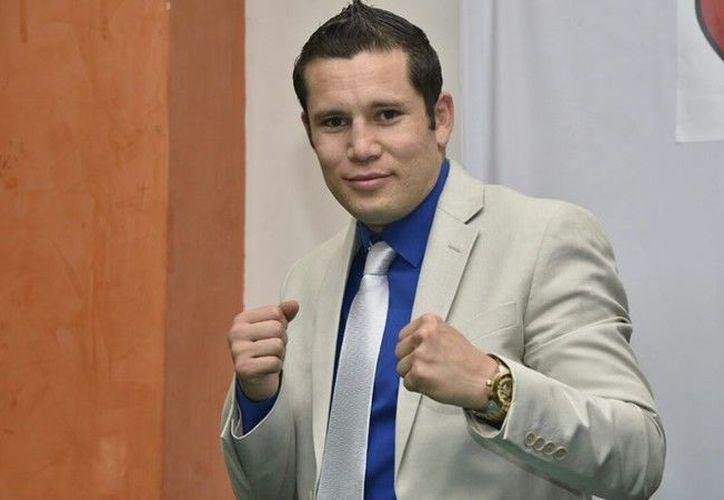 Carlos Cuadras, El Príncipe de regreso al ring. (Foto: Medio Tiempo)
