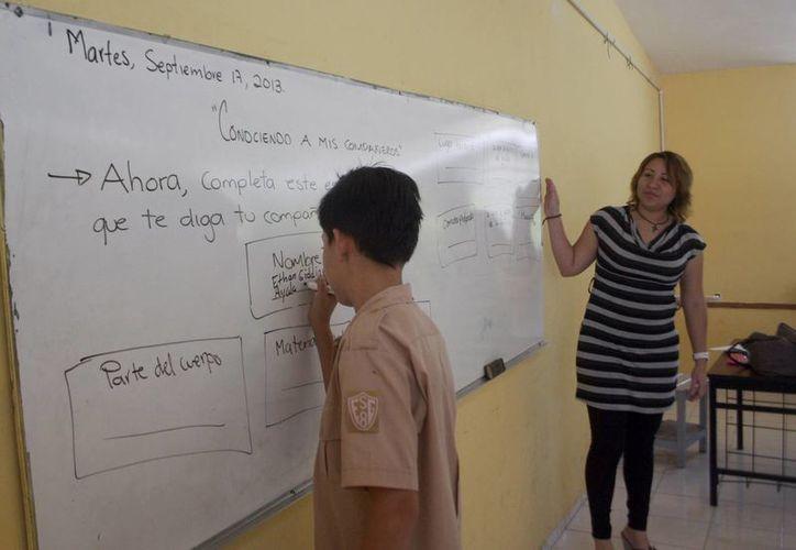 Los profesores aún no saben si la prueba de curso final incluirá Español y Matemáticas. (MIlenio Novedades)