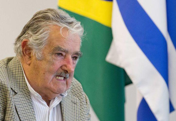 El presidente de Uruguay José Mujica declaró a la revista Foreing Affairs que México era un 'Estado fallido'. Ahora ha rectificado ese dicho. (AP)