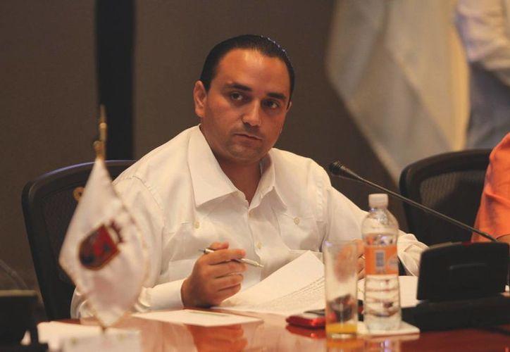 La PGR informó esta noche que fueron asegurados 25 inmuebles vendidos por el gobierno de Quintana Roo anterior, al mando de Roberto Borge Angulo. (Contexto)