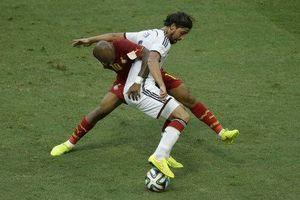 Justo empate entre Alemania y Ghana