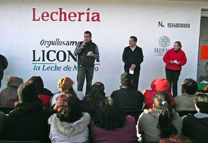 El propósito es apoyar a la economía familiar en el subsidio de este alimento en los hogares mexicanos. (Milenio)