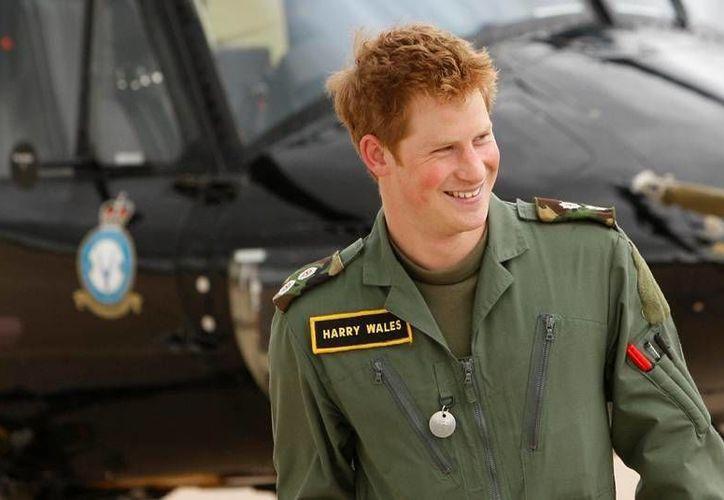 Este viernes el Palacio de Kensington anunció que el príncipe Harry dejaba su carrera militar. (Archivo/AP)